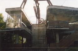 Gimmelwald gondola station