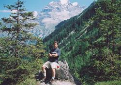 Alex and Jungfrau