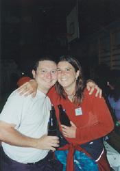 Stuart and Maia