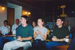 Zach, Reyna, Alex