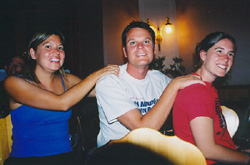 Janell, Matt, Amy.