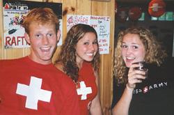 Dan, Alana, and Jessy.
