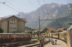Ino The Alps