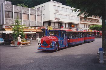Liechtenstein Train