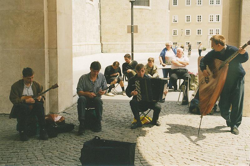 Russian Musicians